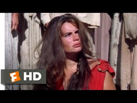 The Greatest Story Ever Told (1965) - Jesus Defends Mary Magdalene Scene (4/11) | Movieclips