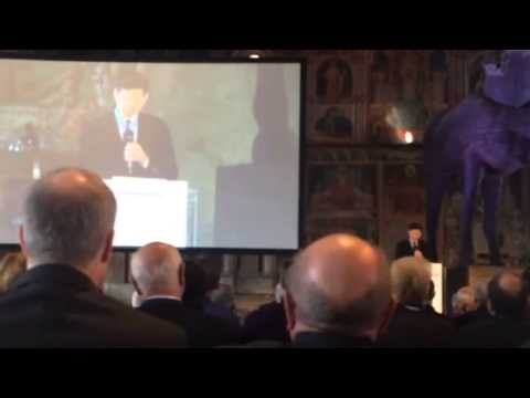 Tom Darden 2 - speaking about cold fusion / ecat in Italy