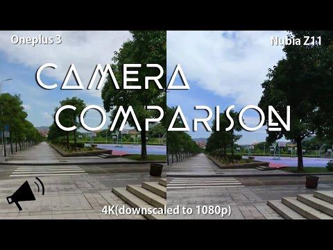 Oneplus 3 VS. Nubia Z11 Camera Test - A Trip to Wonderland