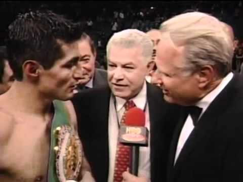 Erik Morales vs Manny Pacquiao I (Post-fight interviews)
