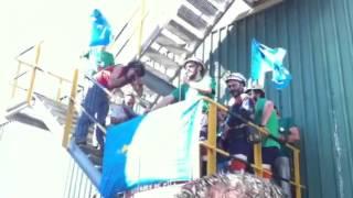Hablan por primera vez los mineros encerrados en el Pozo Santiago (Asturias)
