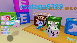 Roblox bebek simulator oynuyorum