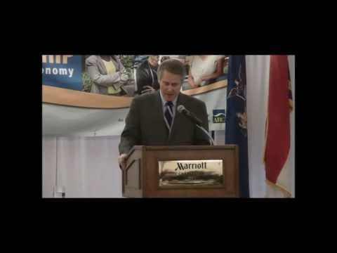 2013 Toward Prosperity Conference: Keynote Address, David Wilhelm, President, Woodland Venture Mgmt.