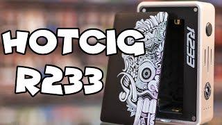 Hotcig R233 - Wodoodporny box mechaniczny !