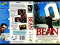 Original VHS Opening: Bean: The Ultimate Disaster Movie (1998 UK Rental Tape)