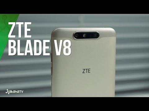 ZTE Blade V8, análisis review en español