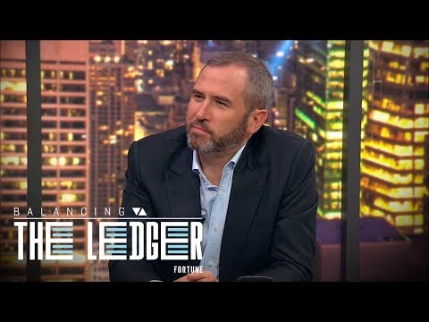 Balancing The Ledger: Ripple CEO Brad Garlinghouse Talks XRP, Lawsuit, And Facebook Libra