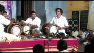 Thavil Mannargudi M.R.Vasudevan