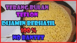 Tips dan Tricks RAHASIA Martabak Manis Teflon NO BANTET No mixer| Dijamin 1000% Berhasil