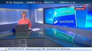 РОССИЯ24 - Оля Башмарова - Вести 31-07-2015
