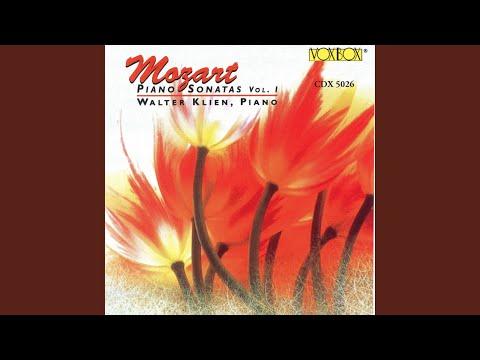 walter klien piano sonata no 1 in c major k 279 i allegro
