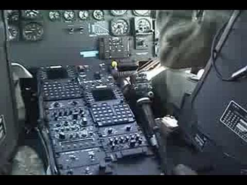 UH-1 take off