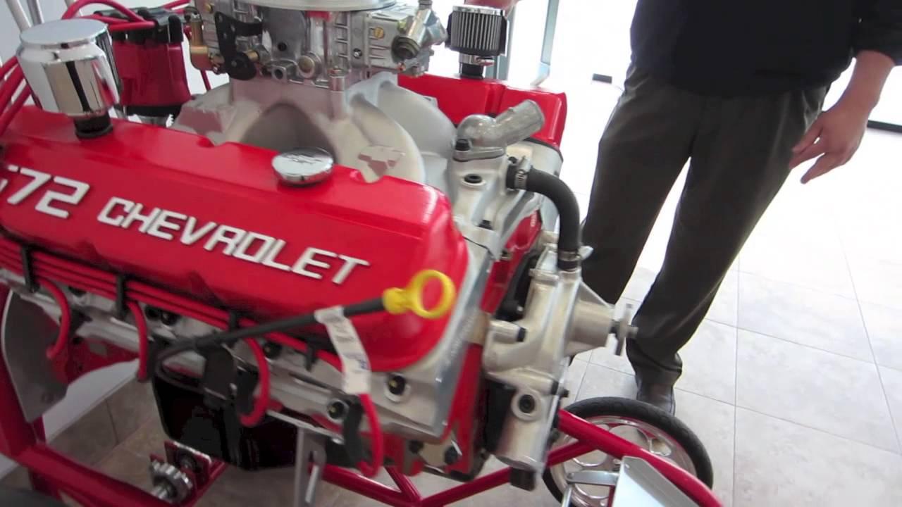 572 Chevrolet Performance Engine Karl Performance Parts