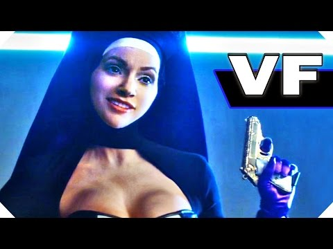 Thumbnail: OFFICER DOWNE Bande Annonce VF (2017)
