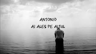 Antonio - Ai ales pe altul