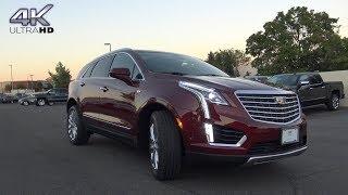 2018 Cadillac XT5 Platinum Night Time 4K Walkaround
