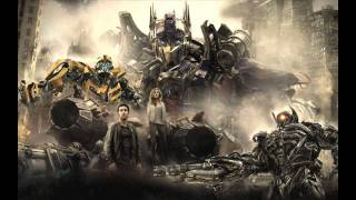 Transformers 3  - Dark side of the moon (The Score - Soundtrack)