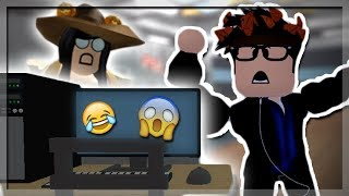 WE'RE THE WORST HACKERS IN ROBLOX DEDOXED! CAUGHT BY THE CEO...