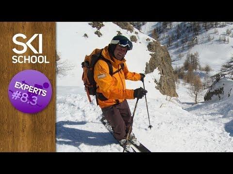 Expert Ski Lessons #8.3 - Line Choice