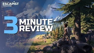 Pine | Review in 3 Minutes (Video Game Video Review)