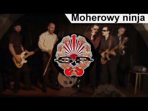 L-DOPA - Moherowy ninja [OFFICIAL VIDEO]