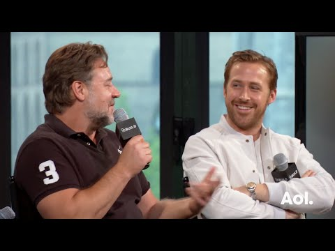 "Ryan Gosling, Russell Crowe, Matt Bomer, Shane Black, & Joel Silver On ""The Nice Guys""
