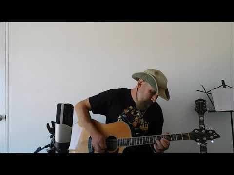 Steemit Open Mic Week 104  Original Guitar Improv  Lament Of The Black Moth
