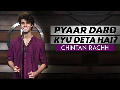 Pyaar Dard Nahi Deta Yaar - Chintan Rachh - Hindi Poetry - The Habitat Studios