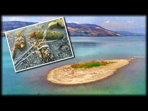 WHAT JUST APPEARED IN THE SEA OF GALILEE HAS DOOMSAYERS PREPARING FOR THE APOCALYPSE