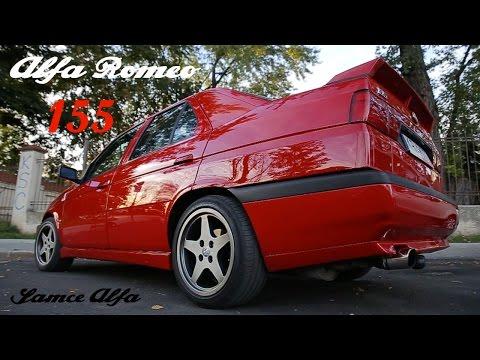 "Alfa Romeo 155 2.5 V6 - Samce Alfa S01E09 ""Chciał aby ten gatunek przetrwał"""
