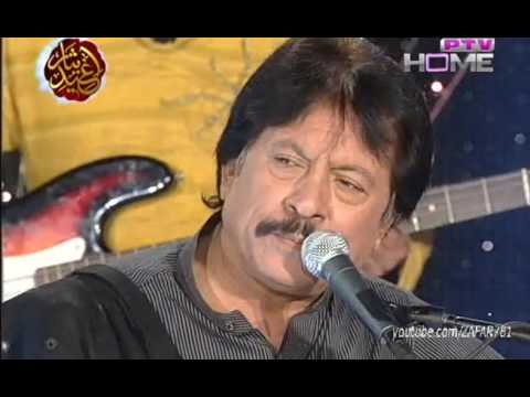 kameez teri kali by Attaullah khan essakhelvi live show in HD