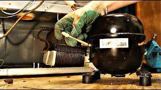 видео О гарантии на ремонт холодильников