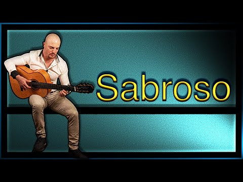 "Sabroso By Tonino Baliardo ""Gipsy Kings"""
