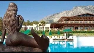 видео Правда про отель Amara Club Marine Nature 5*, Кемер, Турция