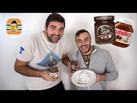CREPES alla CREMA PAN di STELLE & NUTELLA - IN CUCINA con TATINO w/ FIUS GAMER e OHM!