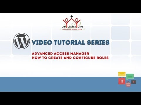 Advanced Access Manager - How to create and configure roles