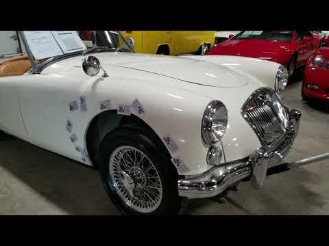 1960 MGA Grand Rapids Mi. Pre Purchase Inspection Auto appraisal Jason Phillips 800-301-3886