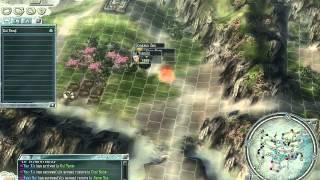 Romance of the three kingdoms XI Gameplay