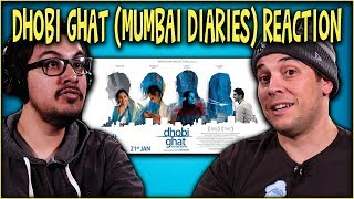 Dhobi Ghat (Mumbai Diaries) Trailer Reaction Video and Discussion