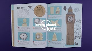 Cardboard Box Creations - Lonely Planet Kids