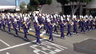 Diamond Bar HS - The Boys of the Old Brigade - 2009 Arcadia Band Review