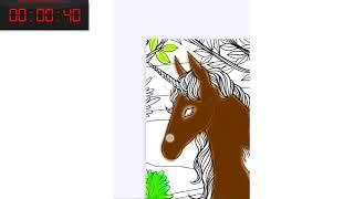 Lukisan kuda