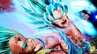 jump force all ultimate moves