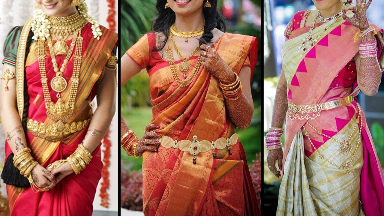 69c489cb39 2019 Latest Collection of Bridal Wear Pattu Sarees - FASHION WORLD SAREE  DRAPING