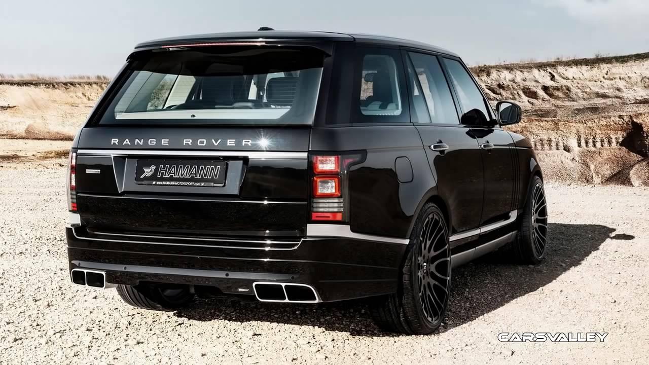 New Hamann Range Rover Vogue Sport Cars Video