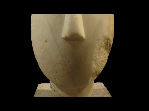 Keros: Rethinking the Cycladic Early Bronze Age by Professor Colin Renfrew