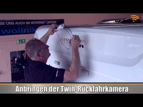 wollnikom einbau twin r ckfahrkamera youtube. Black Bedroom Furniture Sets. Home Design Ideas