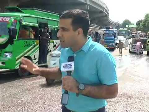 IGP Traffic Basant Rath busy playing tumbaknaari, traffic mess back in Jammu