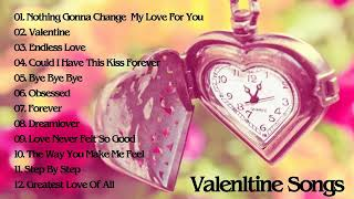 Romantic Love Song 2017 - Nothing Gonna Change My Love for You, Valentine, Endless Love