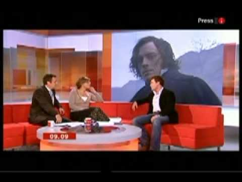 Toby Stephens BBC breakfast